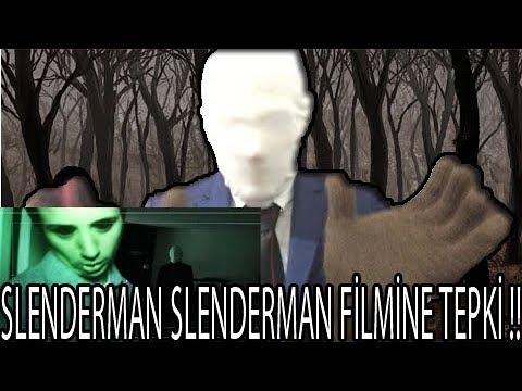 SÜLEYMANDER SLENDERMAN FİLMİNE TEPKİSİ !! (BU FİLM OLMAMIŞ!!)