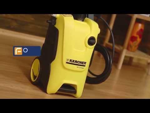 Минимойка Karcher K5 Compact,  K5 Compact Car,  K5 Compact Car&Home