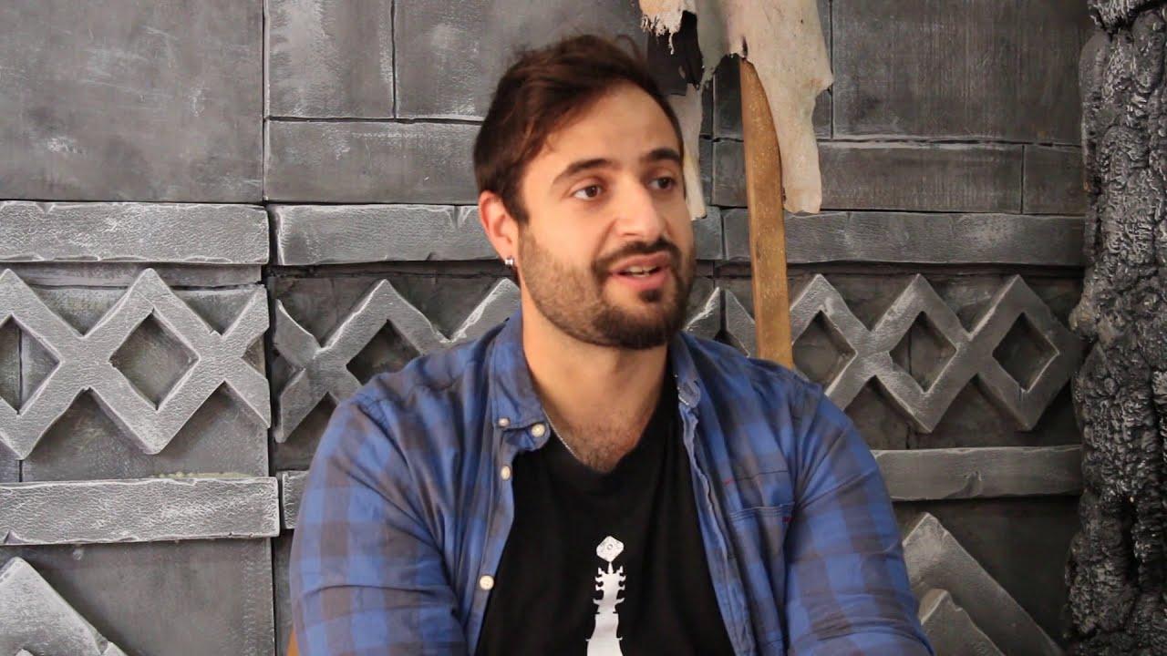 Entrevista a Álex Amorós, director de juego de Azarkia.