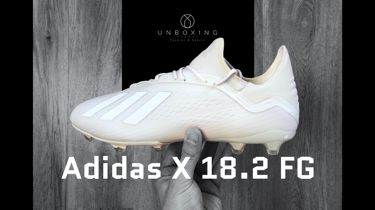 6f3e90d20 Adidas X 18.2 FG 'Spectral Mode Pack' | UNBOXING & ON FEET | football boots  | 2018