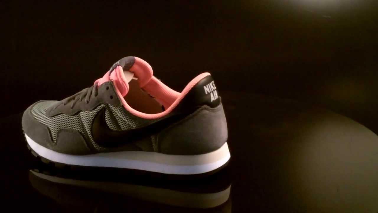 low priced 32381 f18a5 Nike Air Pegasus 83 sneaker Pewter Black 599124