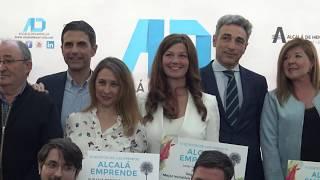 Evento de entrega de los #PremiosAlcaláEmprende VI Edición