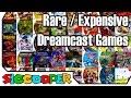 Ep. 2 - The Rarest & Most Expensive Sega Dreamcast Games | SicCooper