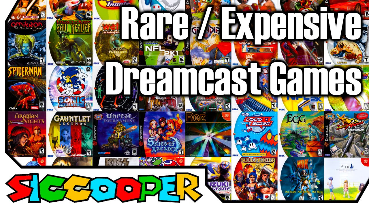 List of Dreamcast games - Wikipedia