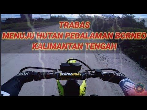 Trabas Menuju Hutan Pedalaman Borneo Kalimantan Tengah