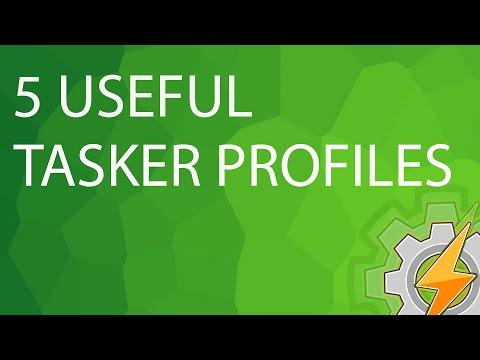 5 Useful Tasker Profiles For Beginners (Part 2)