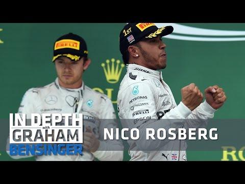 Nico Rosberg: U.S. Grand Prix Collapse Led To F1 Title