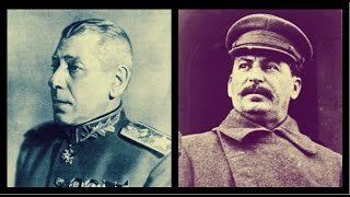 Иосиф Сталин - Маршалы Сталина - Борис Шапошников