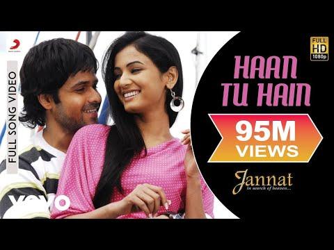 Haan Tu Hain - Official Full Song | Jannat | KK| Pritam | Emraan Hashmi | Sonal Chauhan