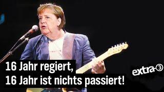 Angela Merkel – eine verschlafene Kanzlerschaft
