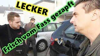 Tankstellen Premiere+F150 Ecoboost+BMW X5 4,8+VW Touran+W204 C-Klasse 350