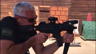 New weapon at Caliber 3- The Sig Sauer MPX. נשק חדש בקליבר 3- הזיג זאוור MPX