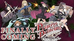 Princess Principal Season 2 Release Date OFFICIALLY ANNOUNCED! (Crown Handler) Finally!