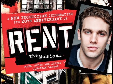 Video: Billy Cullum talks about starring in RENT 20th Anniversary tour.
