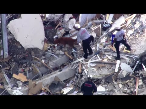 Update: Many People Still Missing After Florida Condo Building Collapses