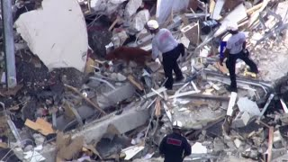 Dozens missing after Florida condo collapses, From YouTubeVideos
