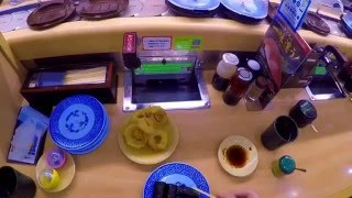 Conveyor Belt Sushi [POV Japan]