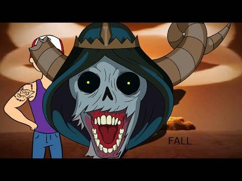 The Lich - Origin Revealed  | Adventure Time Explained |