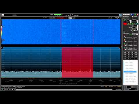 VCS Halifax Coast Guard Radio 2749 kHz USB Novia Scotia, Canada