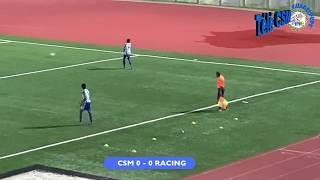 ⚽️ -C'était en -direct- : Le -CSM- bat le  -Racing- 1 à 0 et se qualifie  Coupe de -Guadeloupe-  ⚽️