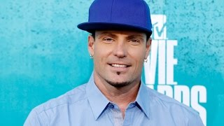 Vanilla Ice(Mr. Ninja Rap)Arrested In Home Burglary