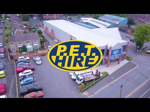 P.E.T. Plant Hire Centre Ltd
