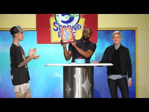 Cardi B and Justin Bieber in the Best of '5 Second Rule'