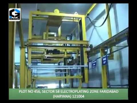 automatic electroplating plant gupta platers (www.guptaplaters.com)