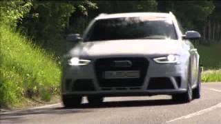 Audi RS4 avant 2012 - test drive