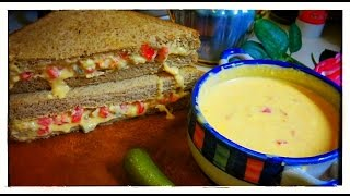 Cheese Pimiento Spread / Luweeh's Kitchen