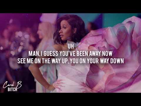Cardi B - Ahora Dice (Remix) Verse HD