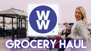WEIGHT WATCHERS 101 + GROCERY HAUL   tarte talk