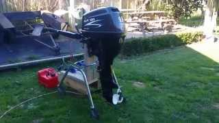 Parsun 9.9hp outboard (can be 15hp)