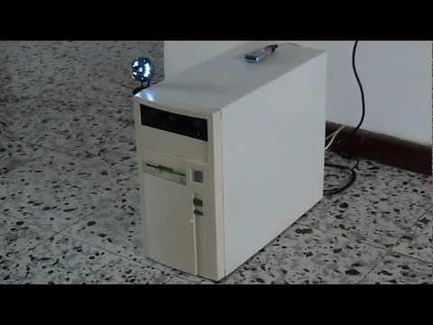 Reciclar Computador Viejo y Convertirlo en Cámara de Vigilancia - Parte 3
