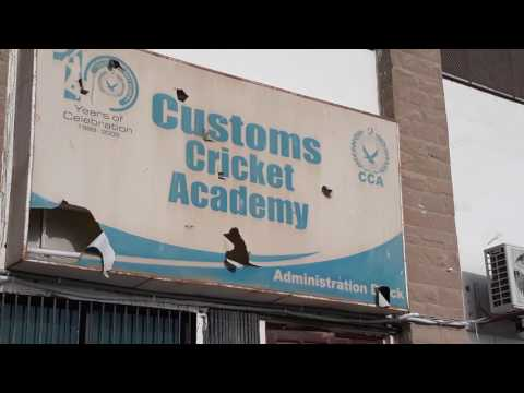 Customs Cricket Academy Karachi