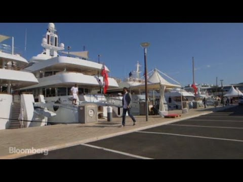 Luxury Yacht Row: Where the Rich Spend the Cannes Festival