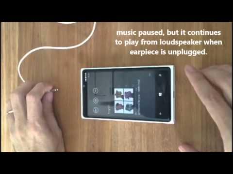 nokia lumia 920 - ear jack problem