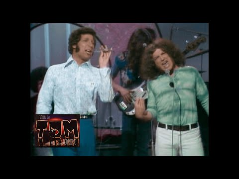 Tom Jones & Joe Cocker - Delta Lady - This Is Tom Jones TV Show 1970