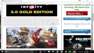how to download Disney infinity 3.0 gold edition for free(PC)