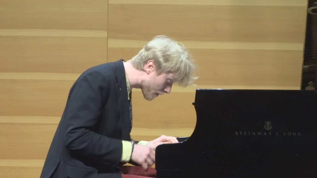 Bach - Goldberg-Variations part 3 (Kirill Korsunenko)