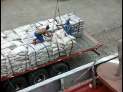 3  Stowage of our sugar IC150 Port Brazil - CAC Consultoria Import & Export