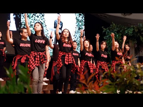 Happy Choir NDC BW2 - Mujizat Dalam Bersyukur