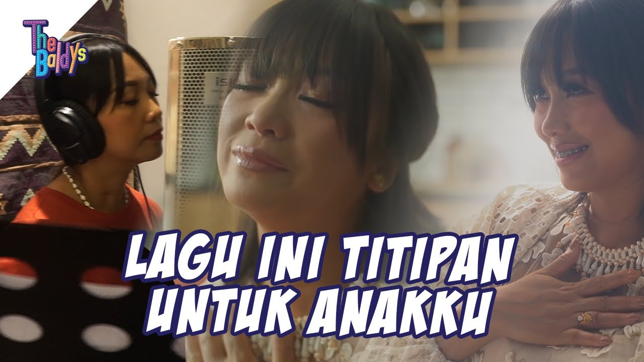 Behind The Scene #Hati - Ingat Anak, Mama Nola Nangis | The Baldys