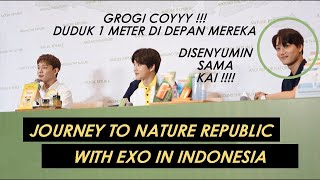 Download Video JOURNEY TO NATURE REPUBLIC WITH EXO IN INDONESIA MP3 3GP MP4