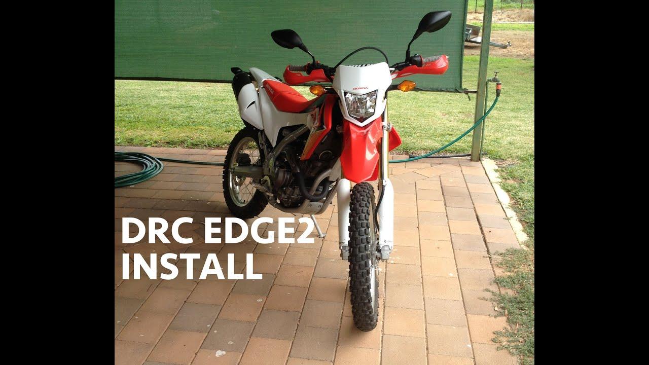drc edge taillight install crfl