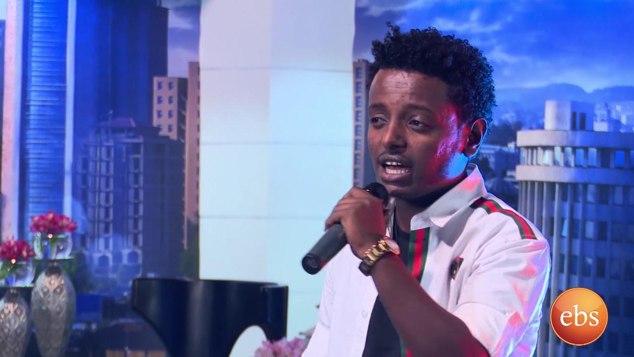 Ethiopia Famous Singer Esubalew Yitayew interview Sunday With EBS TV