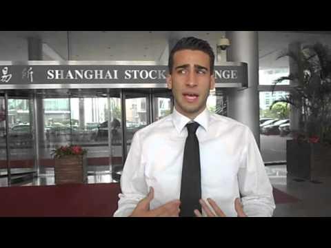 Program Feature: Interning in Shanghai