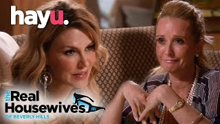 The Real Housewives of Beverly Hills | The Beginning Of Kim's And Brandi's Friendship
