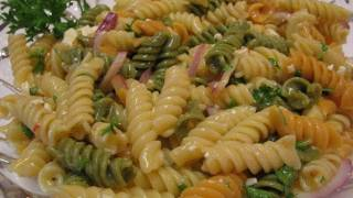 Betty's Version Of Merrick Inn's Pasta Salad