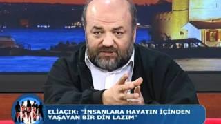 İHSAN ELİAÇIK KARADENİZ TV DE 10